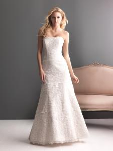 Wedding Bridal Gowns Allure Romance Dress  Style 2600   Richmond Hill