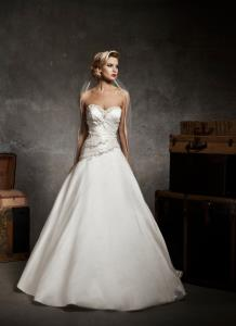 Toronto Wedding Bridal Gowns Justin Alexander  8633