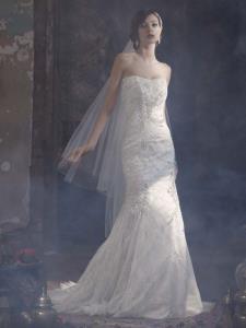 Wedding Bridal Gowns Davids Bridal  Galina Signature     Style SWG574   GTA