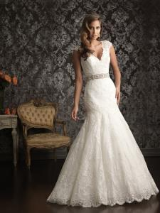 Wedding Bridal Gowns Allure Bridals  Style No. 9010    mississauga