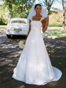 Wedding Bridal Gowns Davids Bridal  David's Bridal Collection      Style V9010       Vaughan