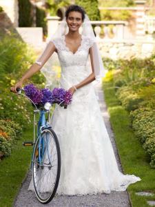 Wedding Bridal Gowns Davids Bridal   Style T3299    Oakville