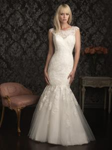 Toronto Wedding Bridal Gowns Allure Bridals  Style No. 9025
