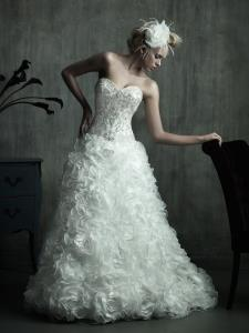GTA Wedding Bridal Gowns Allure Couture  Style No. C176