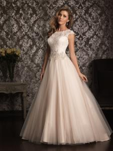 Woodbridge Wedding Bridal Gowns Allure Bridals  Style No. 9022