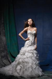 GTA Wedding Bridal Gowns Alfred Angelo  Style 879