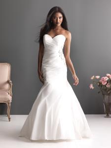 Wedding Bridal Gowns Allure Romance Dress  Style 2609   Toronto