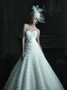 Wedding Bridal Gowns Allure Couture  Style No. C211    Woodbridge