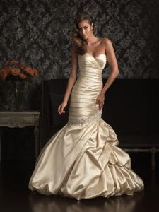 Toronto Wedding Bridal Gowns Allure Bridals  Style No. 9007