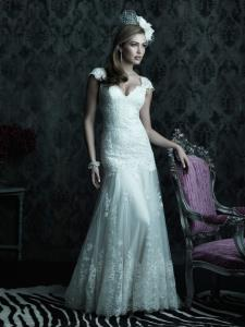 Wedding Bridal Gowns Allure Couture  Style No. C223   Markham