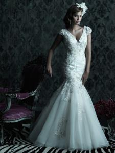 Wedding Bridal Gowns Allure Couture  Style No. C221   Oakville