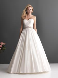 mississauga Wedding Bridal Gowns Allure Romance Dress  Style #2614