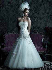 mississauga Wedding Bridal Gowns Allure Couture  Style No. C231