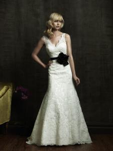Vaughan Wedding Bridal Gowns Allure Bridals  8825
