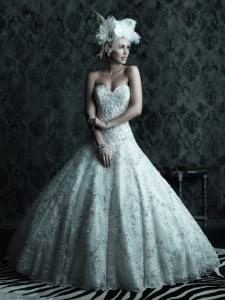 Toronto Wedding Bridal Gowns Allure Couture  Style No. C225