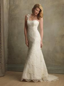 Wedding Bridal Gowns Allure Couture  Style No. C161    Markham