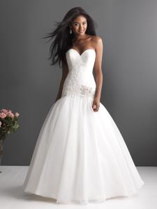 mississauga Wedding Bridal Gowns Allure Romance Dress  Style 2615