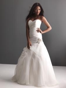 Markham Wedding Bridal Gowns Allure Romance Dress  Style 2612
