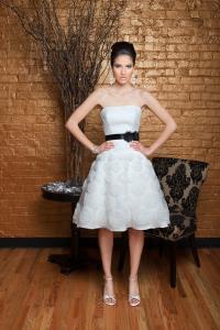 Toronto Wedding Bridal Gowns Angel Rivera Dress  Heidi