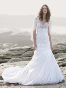 Wedding Bridal Gowns Davids Bridal   Style V3476   Richmond Hill