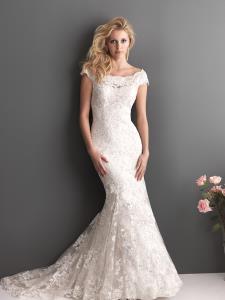 Oakville Wedding Bridal Gowns Allure Romance Dress  Style 2610