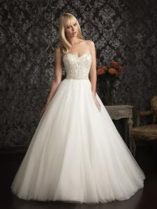 Wedding Bridal Gowns Allure Bridals  Allure Bridal    Style #9006   Oakville