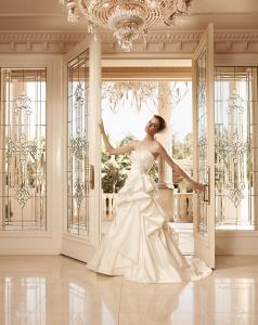 GTA Wedding Bridal Gowns Casablanca Bridal  Style 2111