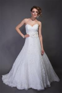 Markham Wedding Bridal Gowns Angel Rivera Dress  Style: Eva