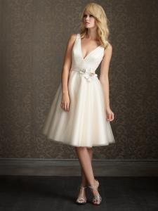 Wedding Bridal Gowns Allure Romance Dress  Style 2507   GTA