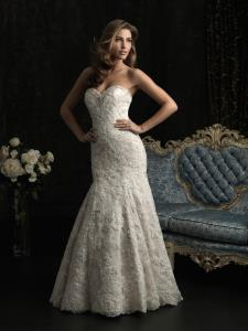 mississauga Wedding Bridal Gowns Allure Bridals  Style No. 8958