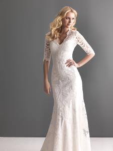 Wedding Bridal Gowns Allure Romance Dress  Style 2604   Brampton