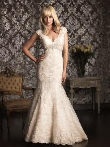 Wedding Bridal Gowns Allure Bridals  Style No. 9005    Woodbridge