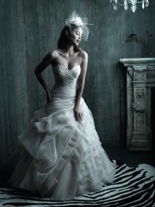 Brampton Wedding Bridal Gowns Allure Couture  Style No. C209