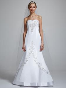 Wedding Bridal Gowns Davids Bridal   Style V9322    Newmarket
