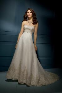 Markham Wedding Bridal Gowns Alfred Angelo  Style 848