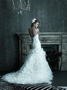 GTA Wedding Bridal Gowns Allure Couture  Style No. C203   GTA