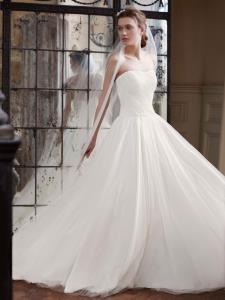 Wedding Bridal Gowns Davids Bridal   Style MK3576    Markham