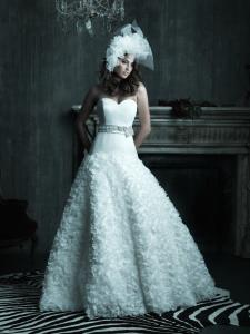 Vaughan Wedding Bridal Gowns Allure Couture  Style No. C201