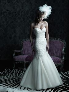 Markham Wedding Bridal Gowns Allure Couture  Style No. C227