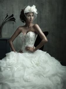 Richmond Hill Wedding Bridal Gowns Allure Couture  Style No. C170