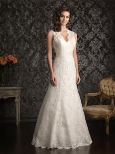 Wedding Bridal Gowns Allure Bridals  Style No. 9013    GTA