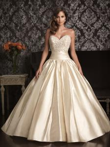 GTA Wedding Bridal Gowns Allure Bridals  Style No. 9001