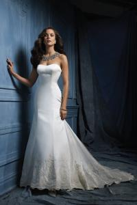 Vaughan Wedding Bridal Gowns Alfred Angelo  SAPPHIRE   Style 866