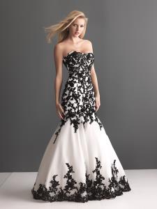 Woodbridge Wedding Bridal Gowns Allure Romance Dress  Style 2616