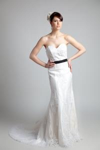 Toronto Wedding Bridal Gowns Angel Rivera Dress  Elizabeth