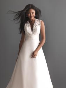 Wedding Bridal Gowns Allure Romance Dress  Style 2603   Vaughan