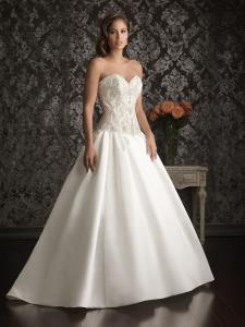 Wedding Bridal Gowns Allure Bridals  Allure Bridal   Style #9009   Newmarket