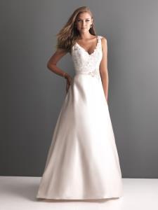 Wedding Bridal Gowns Allure Romance Dress  Style 2608   GTA