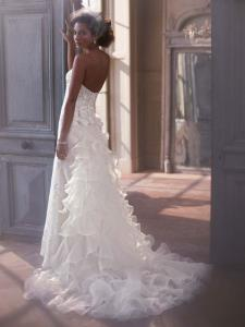 Newmarket Wedding Bridal Gowns Davids Bridal   Style V3508