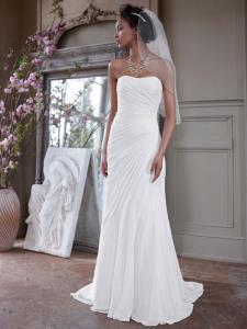 Wedding Bridal Gowns Davids Bridal   Style V3540    Brampton